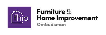 the furniture & home improvement ombudsman logo link to website